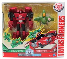 Hasbro Great Byte und Sideswipe Transformers Actionfiguren-Set kompatibel C0905