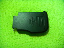GENUINE CANON G12 BATTERY DOOR PARTS FOR REPAIR