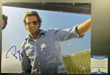SUPER FUNNY!!! Bradley Cooper Signed THE HANGOVER 11x14 Photo #2 PSA/DNA