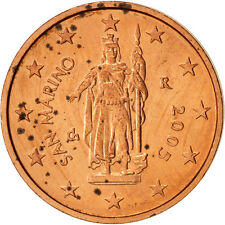 [#99162] San Marino, 2 Euro Cent, 2005, SUP, Copper Plated Steel, KM:441