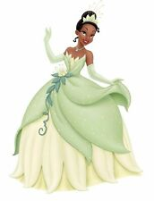 Princess Tiana Iron On Transfer Light or Dark Fabrics 5 x 7 Size