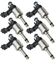 6 x Fuel Injectors for Holden VE Commodore inc SV6 3.6ltr LLT V6 LLT