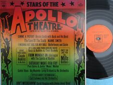 Stars of the Apollo ORIG OZ 2LP NM '72 CBS Bessie Smith R&B Jazz Billie Holiday
