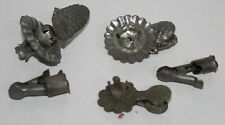 Antique Victorian Christmas Tree Candle Clips Assorted
