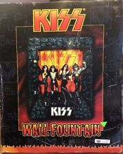 "KISS ""Wall Fountain"" In Original Box / Styrofoam"