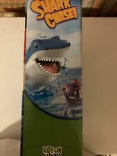 New Hasbro Shark Chase Board Game For Kids Ages 5 & Up