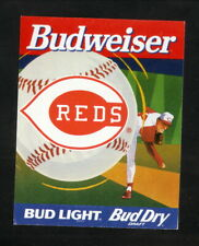 Cincinnati Reds--1994 Pocket Schedule--Budweiser