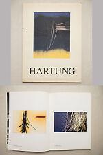 HANS HARTUNG - Ruggerini & Ponca - Galleria Tega - 1995