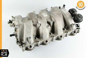 07-12 Mercedes W216 CL550 GL450 S550 E550 Engine Motor Air Intake Manifold OEM