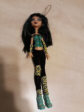 MONSTER HIGH ~ Cleo de Nile Picture Day Doll