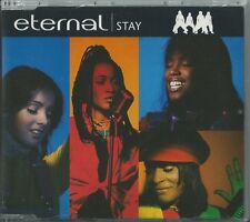 ETERNAL - STAY / (MIXES) / DON'T SAY GOODBYE 1993 UK 4 TRACK CD SINGLE CDEM 283