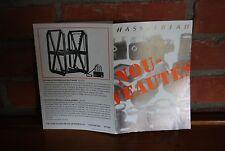 REVUE HASSELBLAD NOUVEAUTES 12/09/1972