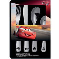 37980 Disney Cars Magic Besteck Set Löffel Messer Gabel Teelöffel 4 Stück