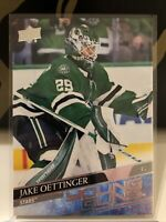 2020 20-21 UPPER DECK SERIES 1 YOUNG GUNS ROOKIE JAKE OETTINGER