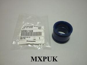 KX250 1993 EXHAUST SEAL GENUINE KAWASAKI 92093-1328 MXPUK 1993 KX 250  (323)