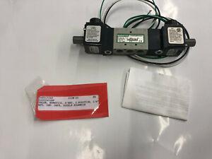 """NEW Numatics L12II452BP00061 Solenoid Air Control Valve, 4-Way,2Pos, 1/4""""NPT"""