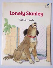 LONGMAN READING WORLD LONELY STANLEY BY PAT EDWARDS PB BOOK 1987 LEVEL 2 BOOK 13
