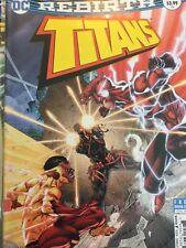 Lazarus contract complete Teen Titans Deathstroke Titans Crossover Comic Lot