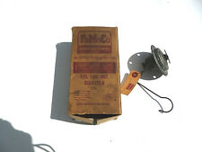 1956 Ford Station Wagon & Sedan Delivery NOS 12V fuel sender / tank unit FoMoCo