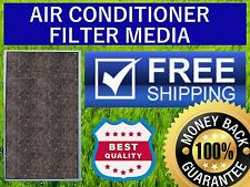 Air Conditioner Return Air Filter Media Material - 600x1200mm G2 - Replacement