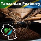 Tanzania Peaberry UTZ Mount Kilimanjaro Estate UnRoasted-Green Coffee Beans