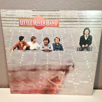 """LITTLE RIVER BAND - First Under The Wire - 12"""" Vinyl Record LP - EX"""