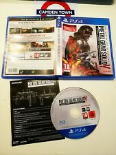 🎮Metal Gear Solid V The Definitive Experience Ps4 Perfetta Ed Uk Completa
