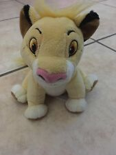 The Lion King Simba Disney Plush