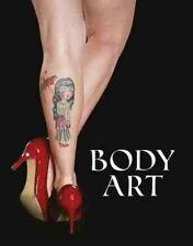 Body Art by Deborah Hill (Paperback, 2013)