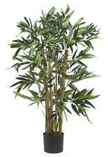 Nearly Natural 5281 Biggie Bamboo Silk Tree- 3-Feet- Green NEW