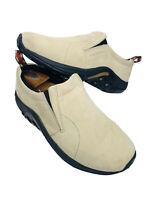 Merrell Jungle Moc Mr.Classic Taupe Slip-On Shoe Hiking Shoes Men's Size 8