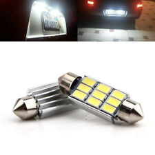 30Pcs 41MM Festoon 5730 9SMD Canbus Error Free LED C5W 270LM Car Interior Lamps