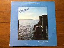 Jerry Goebel~Dreamer~1980 Abbey Records Country Folk VG++ Vinyl LP~FAST SHIPPING