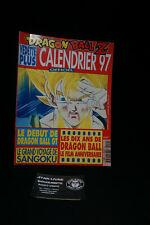 Dragon Ball Z - Calendrier 1997 Officiel - Vedette Plus