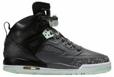 13434015d19 NEW Youth NIKE AIR JORDAN SPIZIKE GG 5.5Y GRAY Black Mint RETRO shoes  sneakers