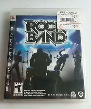 PlayStation 3 : Rock Band Game PS3 Video Game Complete