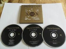 Dream Theater - Score (3CD 2006) 20th Anniversary World Tour