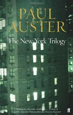 "The New York Trilogy: ""City of Glass"", ""Ghosts"" and ""Locked Room"",Paul Auster"