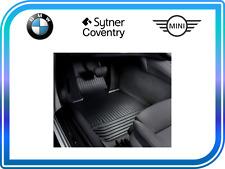 BMW Genuine F10 F11 tutte le condizioni atmosferiche in Gomma Tappetini Anteriori 5 SERIE 51472350432