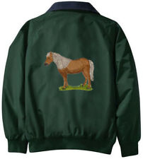 MINIATURE HORSE embroidered jacket ANY COLOR B #2