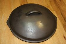 Vintage WAGNER WARE DUTCH OVEN LID COVER ONLY Restored Condition