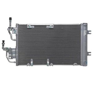 Delphi TSP0226616 Air Conditioning Condenser For Vauxhall Astra H Zafira B