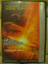 Deep Impact Special Collector's Edition 2004 NTSC US DVD Region 1 dvd.