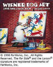 Wiener Dog Art by Gary Larson (Paperback, 1990)