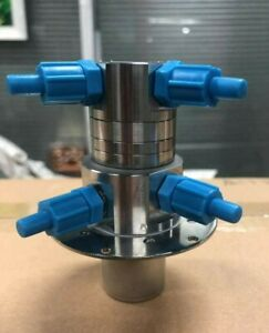 Compatible Domino A Series 36610 Pump Head Without Motor Long Rotor Short Motor