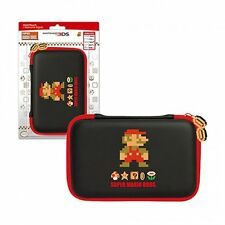 HORI 8-Bit Mario Travel Case for Nintendo 3DS XL, New 3DS XL, 3DS, DSi, DSi XL