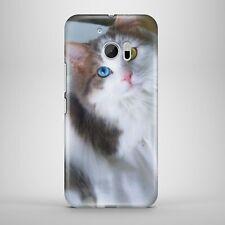Beautiful Cat Kitty Eye Blue & Yellow Rare Phone Case Cover