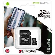 Kingston A1 100MB/s* 32GB 32G micro SD micro SDHC Flash Memory TF Card Class10