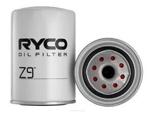 Ryco Oil Filter Z9 fits Lancia Flavia 1800 Iniezione, 1800 Sport, 2000, 2000 ...