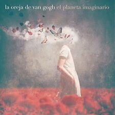La Oreja de Van Gogh - El Planeta Imaginario [New CD] Argentina - Import